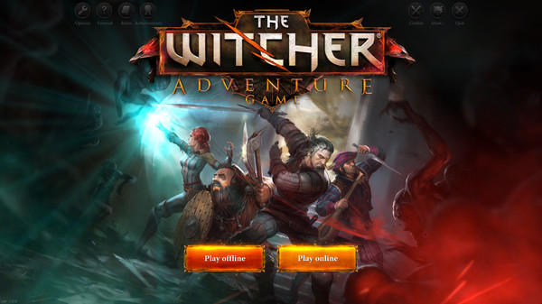 The Witcher Adventure Game  ( STEAM GIFT RU + CIS )