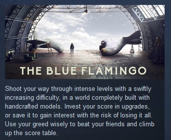 The Blue Flamingo ( Steam Key / Region Free ) GLOBAL