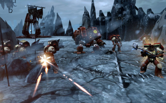 Warhammer 40,000 Dawn of War II Chaos Rising STEAM GIFT