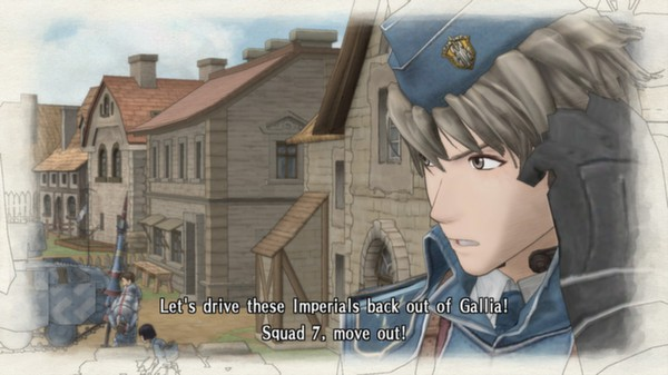 Valkyria Chronicles  ( STEAM GIFT RU + CIS )