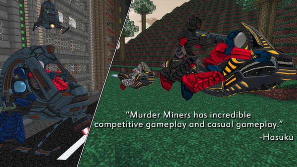 Murder Miners ( Steam Key / Region Free ) GLOBAL ROW