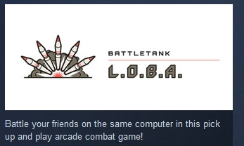Battletank L.O.B.A. ( Steam Key / Region Free )