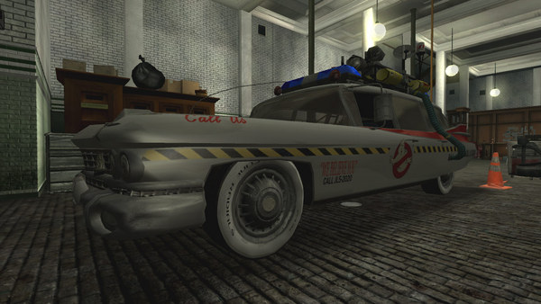 Ghostbusters: The Videogame   ( STEAM GIFT RU + CIS )