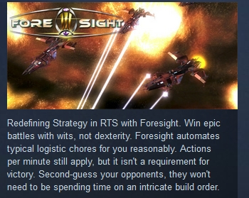 Foresight  ( Steam Key / Region Free )