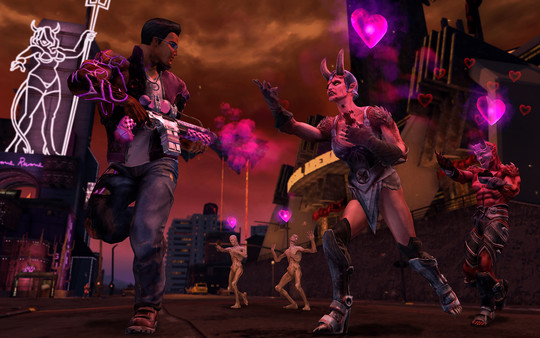 Saints Row: Gat out of Hell  ( STEAM KEY RU + CIS )