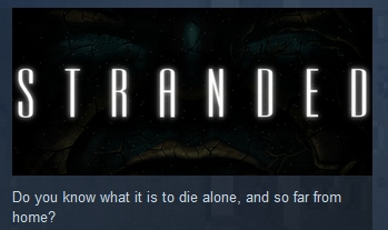 Stranded  ( Steam Key / Region Free )