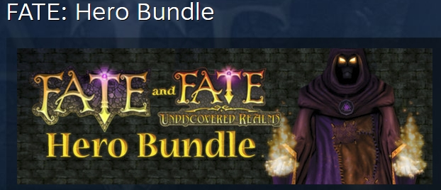 FATE: Hero Bundle  ( Steam Key / Region Free )