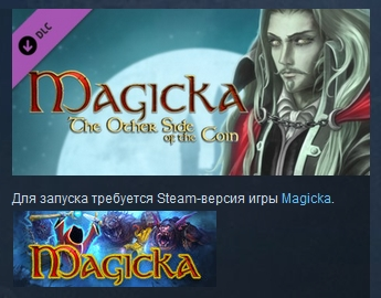 Magicka: The Other Side of the Coin STEAM KEY REG FREE