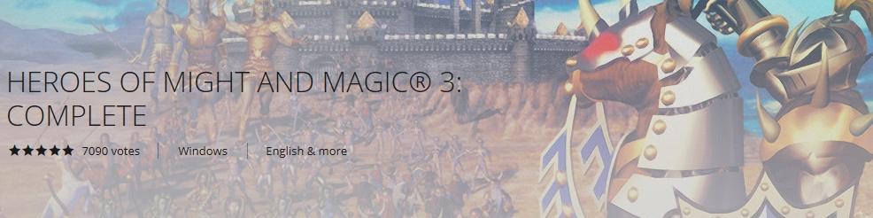 Heroes of Might and Magic 3: Complete ( GOG.COM Key )