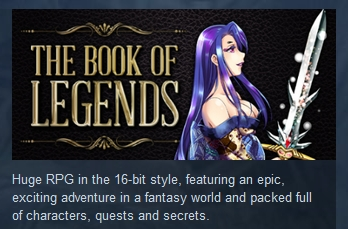 The Book of Legends  ( Steam Key / Region Free )