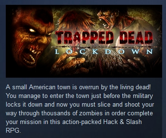 Trapped Dead: Lockdown  ( STEAM GIFT RU + CIS )