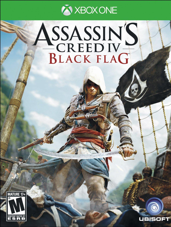 Купить КОД | AC 4:Black Flag | Xbox One