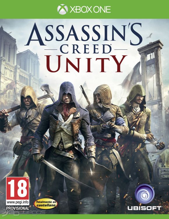 Купить КОД | AC Unity | Xbox One