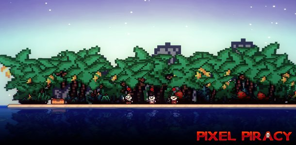 Pixel Piracy Gift  REGION FREE