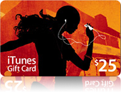 iTunes Gift Card 25$ (USA)