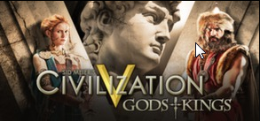 Sid Meier´s Civilization V - Gods and Kings(Steam Gift)