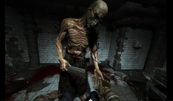Outlast ( Steam Gift / RU+CIS )