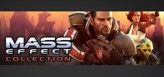 Mass Effect Collection ( Steam Gift / Region Free )