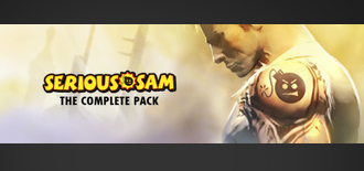 Serious Sam Complete Pack (Steam Gift ROW/ Region Free)