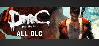 DmC Devil May Cry: All DLC Bundle ( Steam Gift / ROW )