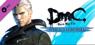 DmC Devil May Cry: Vergil´s Downfall (Steam Gift/ROW)