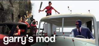 Garrys Mod (Steam Gift/Region Free)
