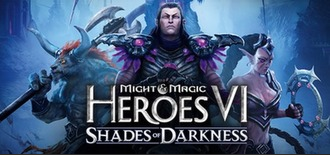 Might and Magic Heroes VI Shades of Darkness Steam ROW