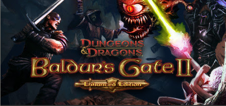 Baldurs Gate II: Enhanced Edition ( Steam Gift / ROW )