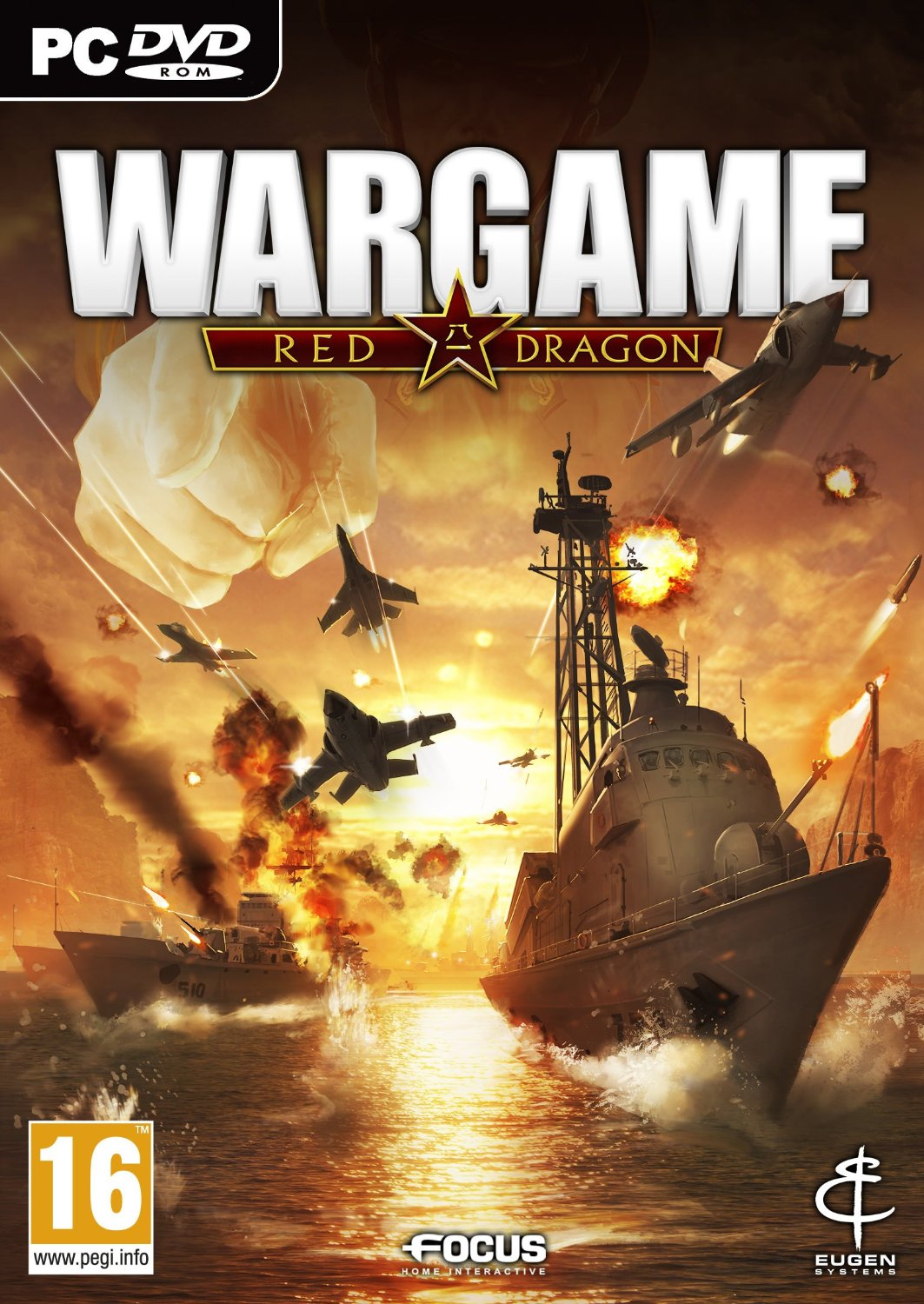 Wargame: Red Dragon (Steam Gift / Region RU+CIS)