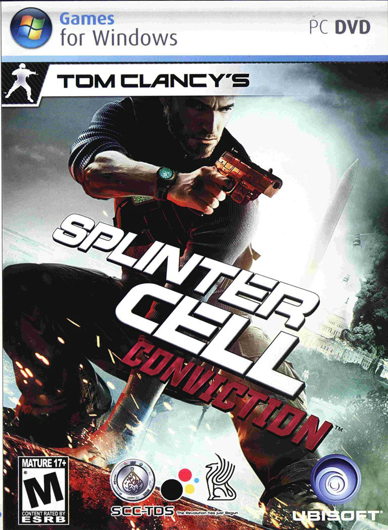Tom Clancy´s Splinter Cell Conviction - КЛЮЧ + БОНУС