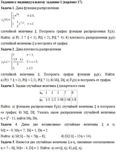 чудесенко теория вариантов 5 решебник вероятностей