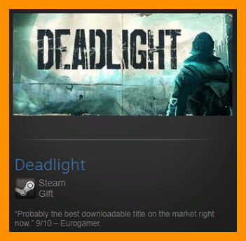 Deadlight (Steam Gift / ROW / Region Free)