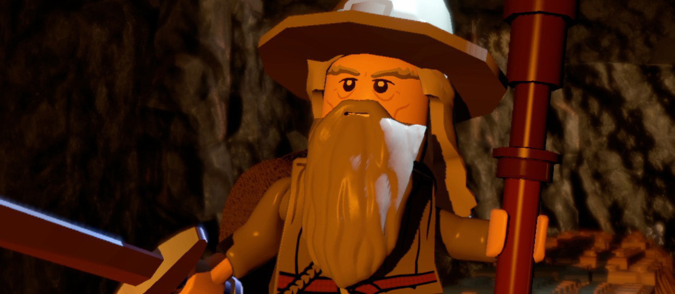 LEGO Lord of the Rings (Steam Gift / ROW / Region Free)