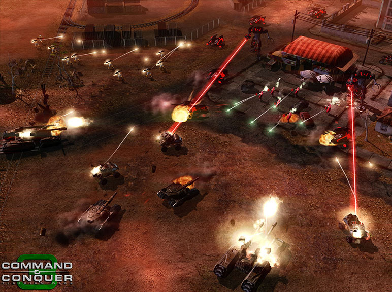 Command & Conquer 3: Tiberium Wars (Steam Gift / ROW)