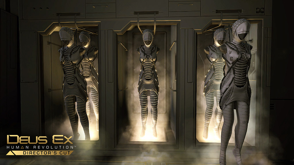 Deus Ex: Human Revolution Director´s Cut /Steam Gift RU