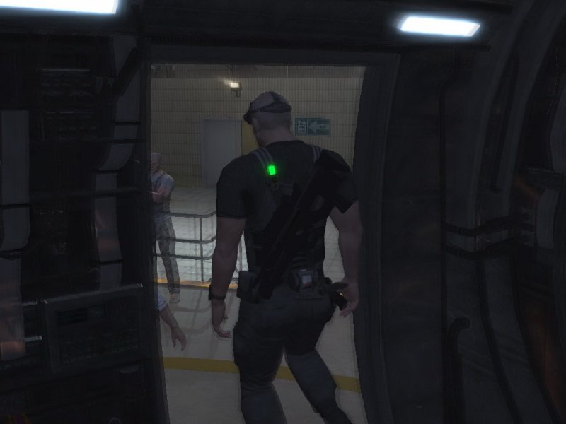 Tom Clancys Splinter Cell Double Agent (Steam Gift ROW)
