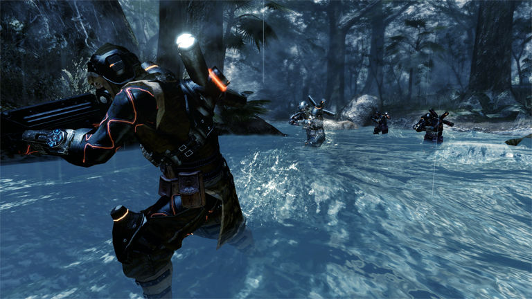 Lost Planet 2 (Steam Gift / RU CIS)