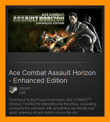 Ace Combat Assault Horizon - Enhanced Ed (Steam Gift)