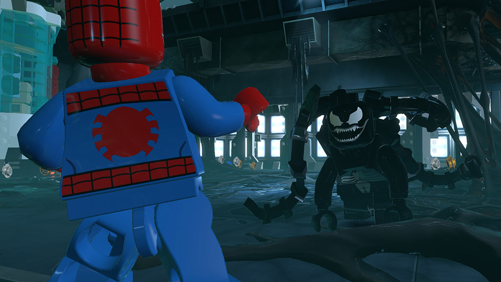 LEGO Marvel Super Heroes (Steam Gift / RU CIS)