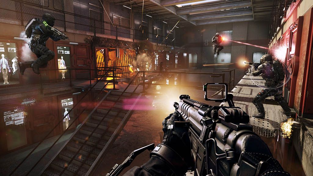 Call of Duty: Advanced Warfare (Steam Gift / RU CIS)