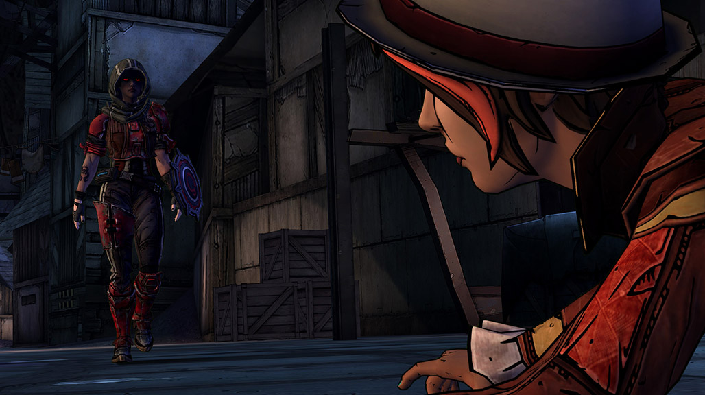 Tales from the Borderlands (Steam Gift / RU CIS)