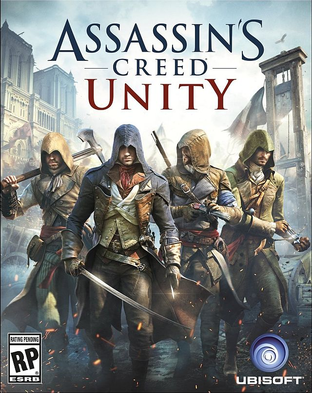 Купить ASSASSIN´S CREED: UNITY (Rus)+BONUS AC IV: Black F