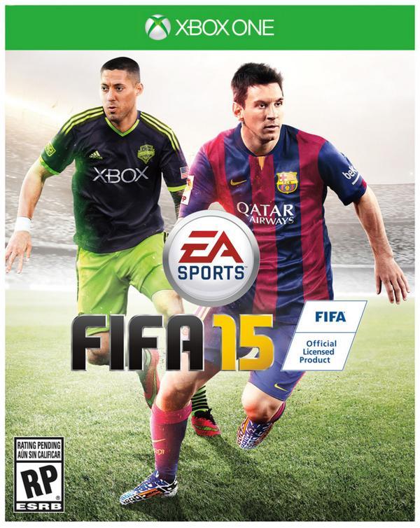 Купить FIFA 15 XBOX ONE (Rus)
