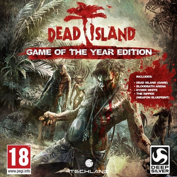 Dead Island: Game of the Year Edition (Steam Gift ROW)