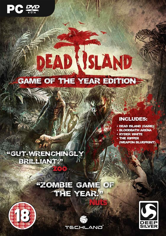 Dead Island: Game of the Year Edition (Steam Gift/ ROW)