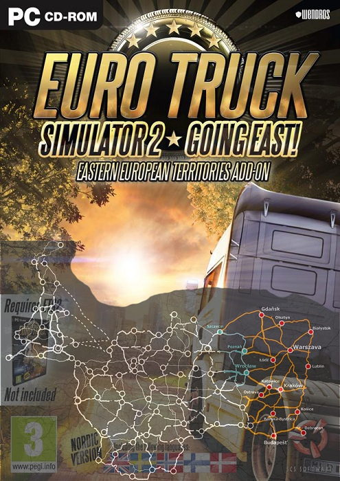 Euro Truck Simulator 2 - Going East!(Gift/RegionFree)