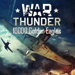 War Thunder 10,000 Golden Eagles