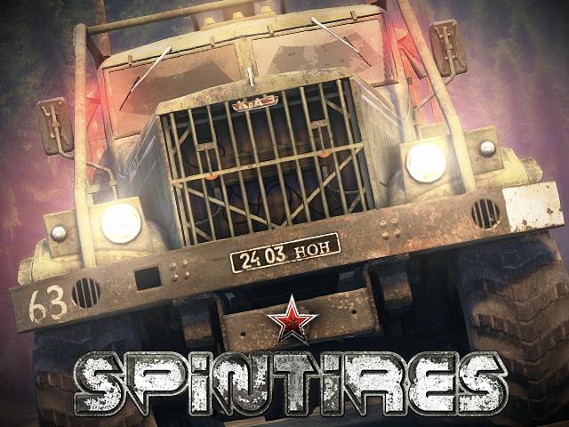 SPINTIRES (Steam KEY\Region Free)