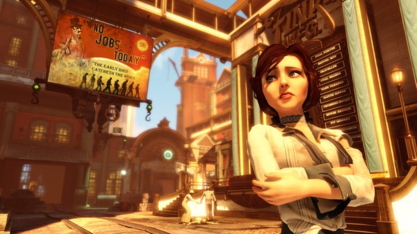 Bioshock Infinite +Season Pass Bundle (Steam Gift, ROW)