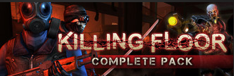 Killing Floor Bundle (Steam Gift, ROW) +BONUSES